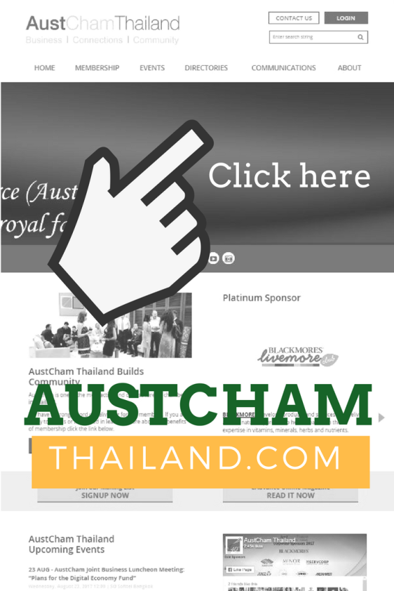 AustCham website