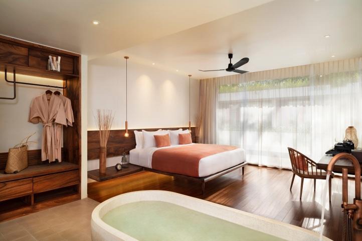 Lo_FCC Angkor_Governor Suite, Bedroom